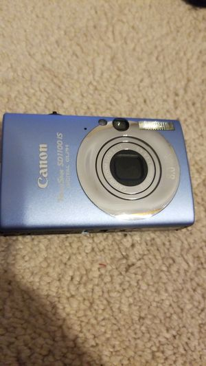 Canon PowerShot camera for Sale in Houston, TX