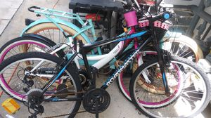 3 bicycles..3 bicicletas ../$50ea..or $100 for 3 bikes for Sale in Miami Beach, FL