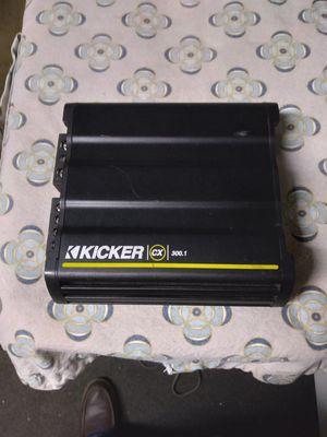 KICKER 300.1 Amplifier for Sale in Imperial Beach, CA