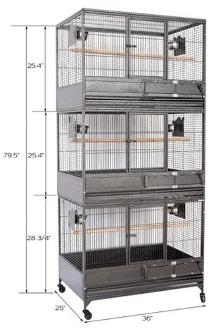 Bird cage for 3 for Sale in Boston, MA