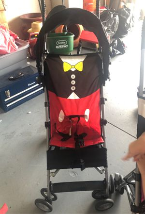Mickey Mouse stroller for Sale in Lehigh Acres, FL