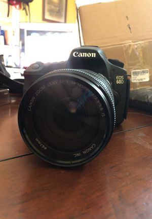 Canon EOS 60D for Sale in Norcross, GA