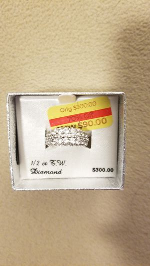 Ring size 6 sterling silver for Sale in Hartford, CT
