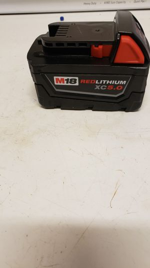 New milwaukee battery for Sale in Antioch, CA