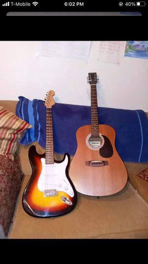 Electric guitar/Guitar for Sale in Dallas, TX