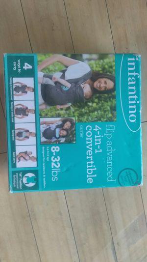 Infantino baby carrier for Sale in Hemet, CA