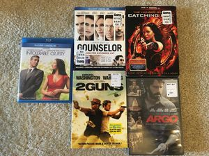 DVDs - ALL for $20 for Sale in Washington, DC