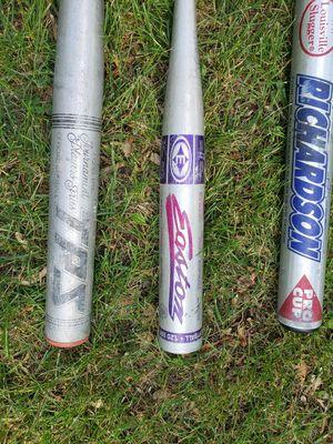 Softball bats for Sale in Kensett, IA