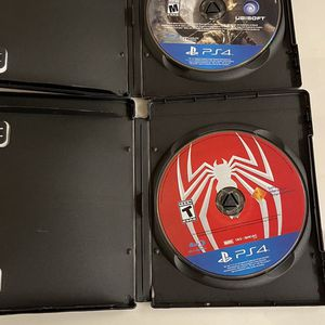 PS4 Games: Spider-Man, Far cry Primal for Sale in Bellevue, WA
