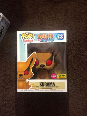 Funko Pop Animation: Naruto Shippuden KURAMA Toy Figure for Sale in Industry, CA