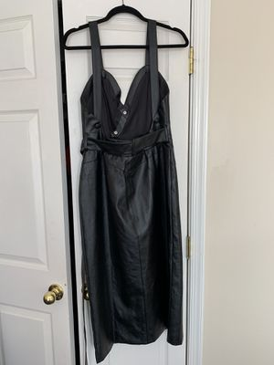 Beautiful leather dress for Sale in Odenton, MD