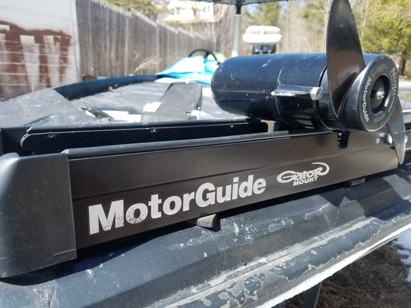 Motor Glide trolling outboard motor