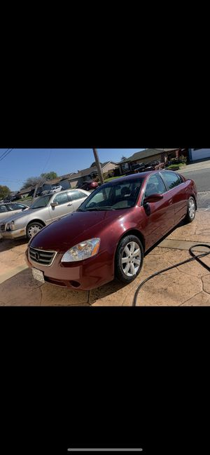 2002 Nissan Altima (clean title) for Sale in Hayward, CA