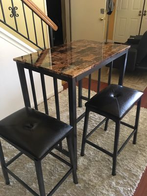 Brand new counter high pub set. Free curbside delivery included for Sale in Richmond, CA