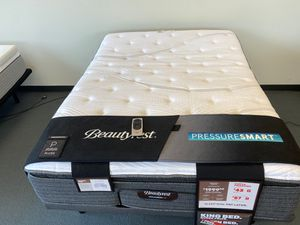 Beautyrest Pressuresmart Lux Pillowtop for Sale in Pineville, NC