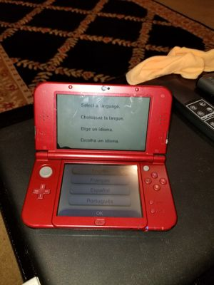 Nintendo DS 3D for Sale in Germantown, MD