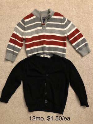 12mo boy clothes for Sale in Phoenixville, PA