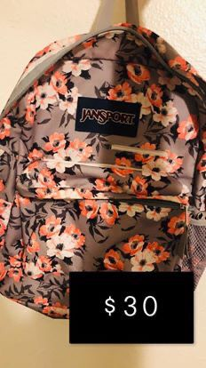 Jansport backpack for Sale in San Marcos, TX