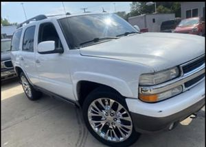 2004 Chevy Tahoe z71 for Sale in Chicago, IL