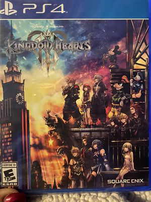 Brand new Kingdom Hearts Game for Sale in Fontana, CA