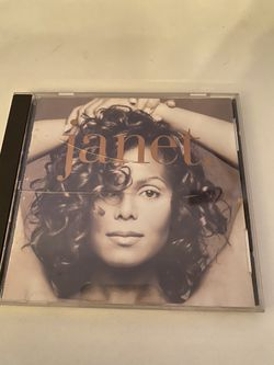 Janet by Janet Jackson CD for Sale in Lake Wales,  FL