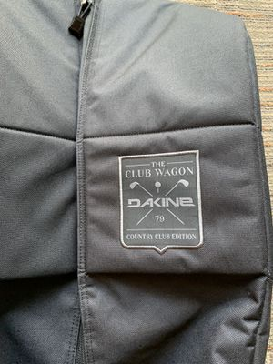 DAKINE Roller Bag - Ski Snowboard Golf Clubs Surfboard Wind Board - 190cm for Sale in Huntington Beach, CA