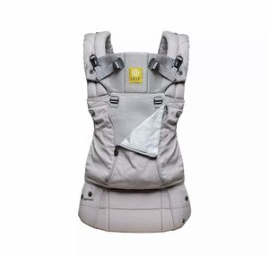 LILLEBaby Complete All Seasons Six-Positions Baby Carrier (Stone Grey) Brand New Without TAG's for Sale in Westminster, CO