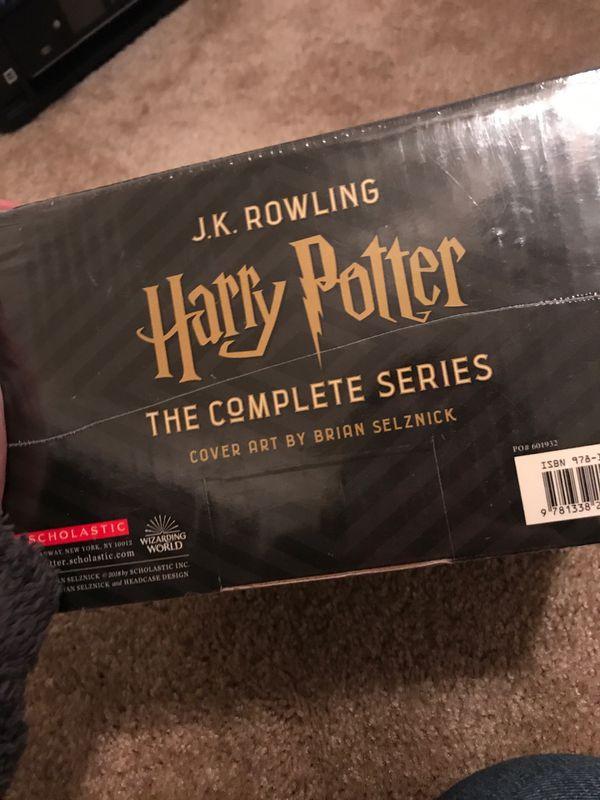 Complete Harry Potter Set