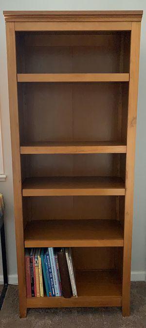 Wood book shelf for Sale in Hillsboro, OR