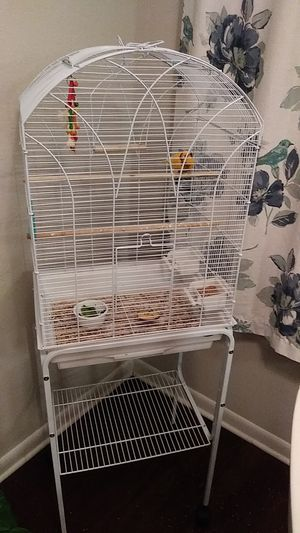 White cage for sale for Sale in Dallas, TX