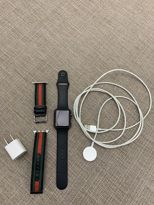 Apple Watch series 1 with 2 bands and charger. for Sale in Santa Maria, CA