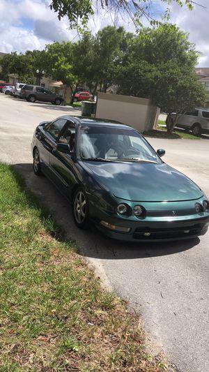 1995 Acura Integra 1.8L Automatic Sedan for Sale in Miami, FL