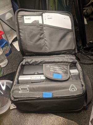 Resmed Aircurve 10 ST-A CPAP/BIPAP machine with 2 large facemasks for Sale in Los Angeles, CA