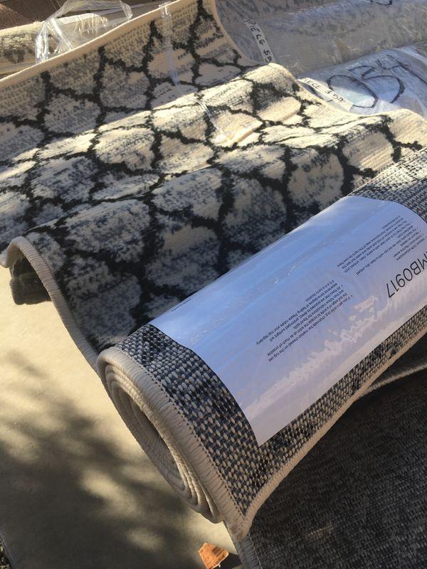 Brand new rugs