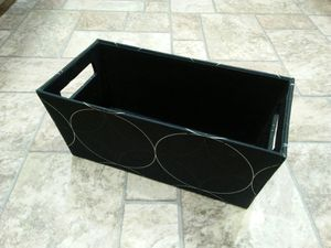 Fabric rigid Accessories Container for Sale in Seattle, WA