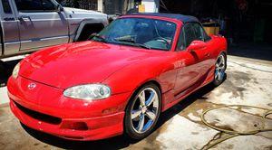 2001 Mazda Miata 74k miles for Sale in Las Vegas, NV