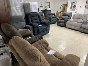 Rocker recliner Take it home today Romeo's Furniture for Sale in Madera, CA
