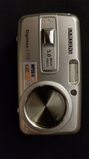 Samsung Digital Camera 5MP, 5x Zoom for Sale in Boca Raton, FL
