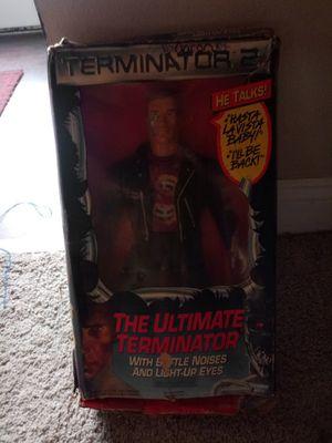 90s Terminator action figure for Sale in Pensacola, FL