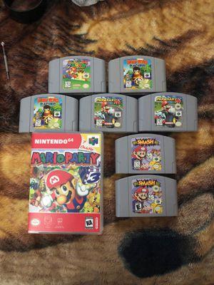 Nintendo 64 for Sale in Hyattsville, MD