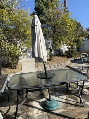 Patio furniture tables and chairs for Sale in San Diego, CA