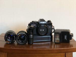 Minolta X-700 35mm film camera for Sale in El Monte, CA