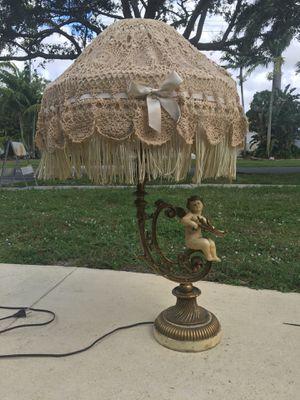 Antique lamp for Sale in Davie, FL
