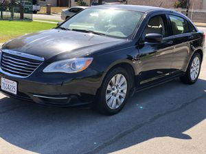 2013 Chrysler 200 for Sale in Ontario, CA