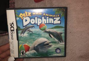 Petz DolphinZ Nintendo 3DS game for Sale in El Paso, TX