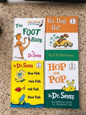Dr Seuss books kids / children books for Sale in Rochester, MI