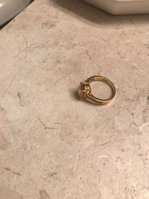 9k yellow gold ring for Sale in Columbia, SC