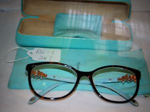 Tiffany & Co Reading Glasses 2x for Sale in East Lyme, CT