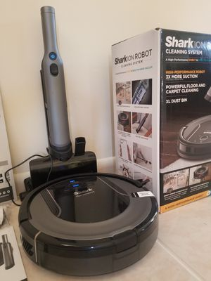 Shark Ion Robot Vacuum Cleaning System S87 With Wi-Fi for Sale in Richmond Heights, OH