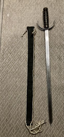 Vintage Homemade Sword With Sheath Heavy ! for Sale in Lakeside,  CA